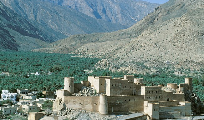The Batinah region of Oman