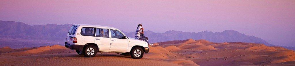 Omani Adventure 4WD